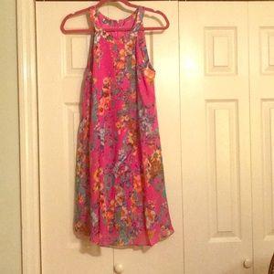 Betsey Johnson trapeze dress